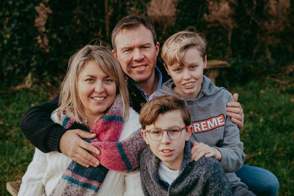 Séance famille Marais st omer